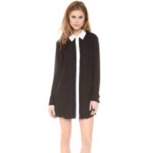 Rachel Zoe tuxedo dress size 2